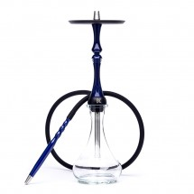 Alpha Hookah Kappa Dark Blue (Комплект)