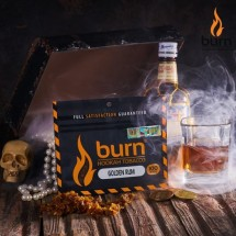 Burn GOLDEN RUM 100гр