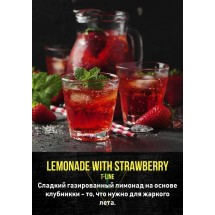 T-LINE Virginia Original Strawberry Lemonade 100гр