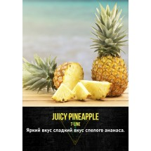 T-LINE Virginia Original Juicy Pineapple 100гр