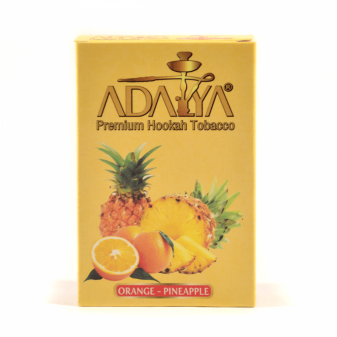 Adalya Orange-Pineapple  (Апельсин и ананас) 50гр на сайте Севас.рф