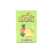 Adalya Pineapple mint (Ананас с мятой) 50гр