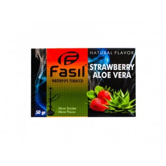 Fasil   Strawberry-Aloe (Кубникая-Алоэ) 50гр на сайте Севас.рф