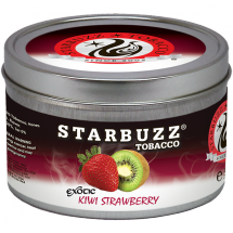 Starbuzz Kiwi Strawberry (Киви с клубникой) 250гр