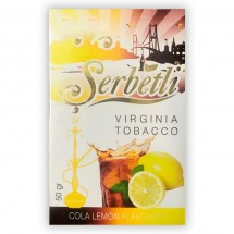 Serbetli Cola Lemon Flavoured / Кола Лимон 50гр